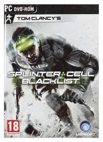 Splinter Cell 6 Blacklist