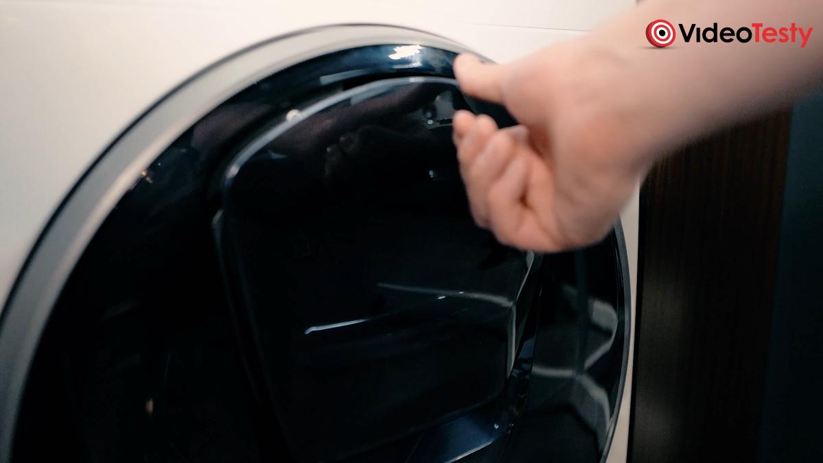 Otwieranie Add Wash Samsung AI Control
