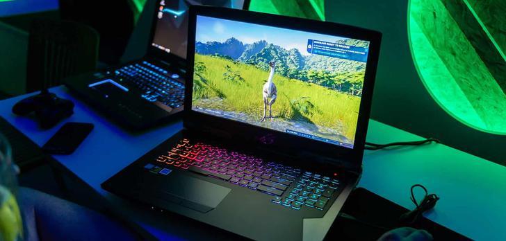 Laptopy z G-SYNC i kartami graficznymi rodem z Desktopów!
