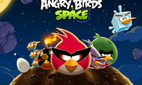 Angry Birds Space już dostępne w BlackBerry App World