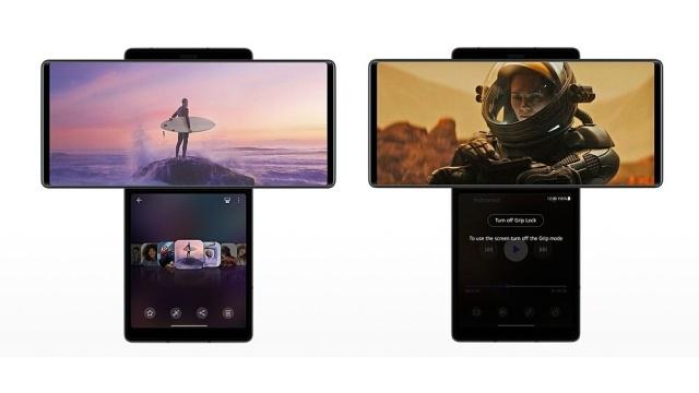 LG Wing był ostatnim przedstawicielem marki na rynku smartfonów
