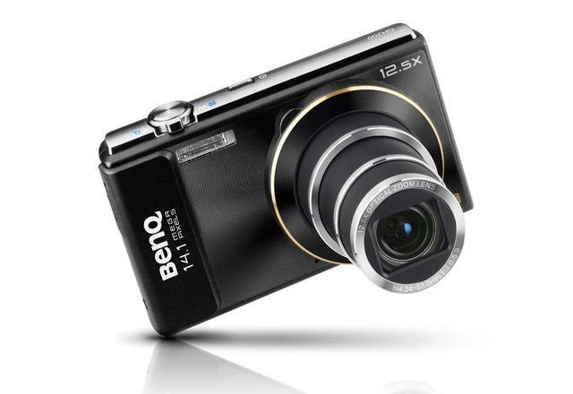 BenQ GH200 - funkcjonalny i niewielki aparat fotograficzny