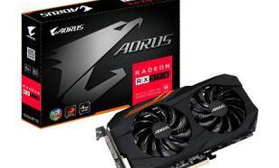 Gigabyte AORUS Radeon RX 570 4GB GDDR5 256bit