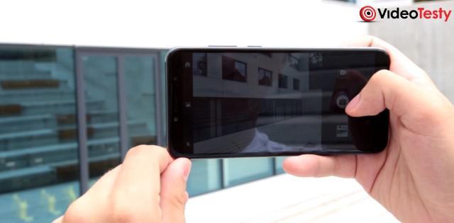 Huawei Y6 2018 foto aparat