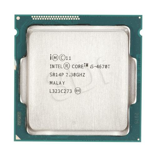 intel CORE I5 4670T 2.3 GHz LGA1150 TRAY
