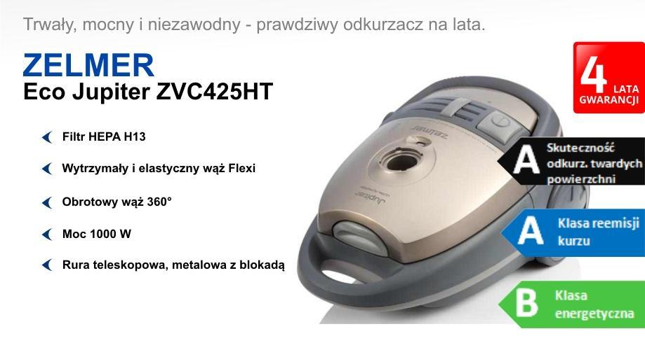 Zelmer ZVC425HT