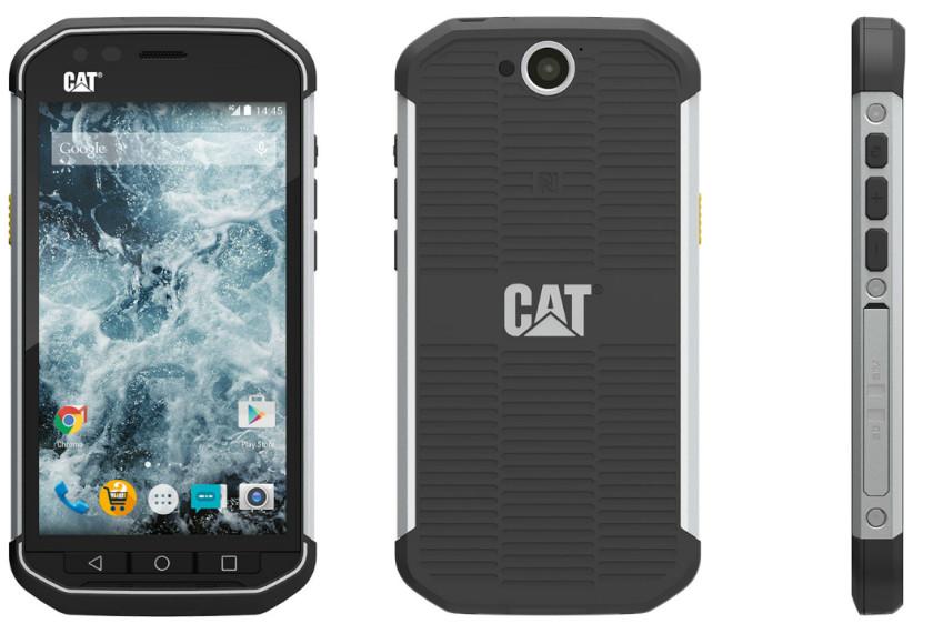 CAT S40 - telefon odporny na upadek