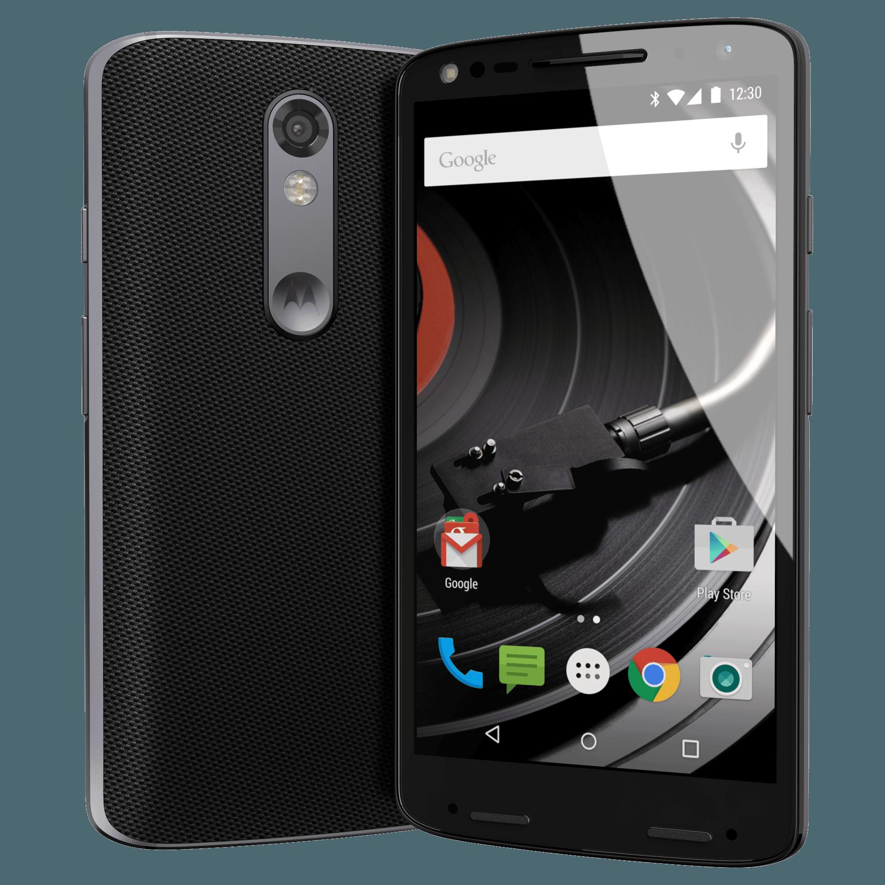Moto X Force - ranking telefonów odpornych na upadek