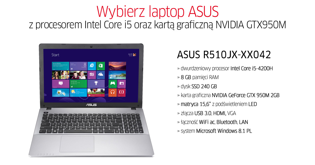 Asus R510JX-XX042
