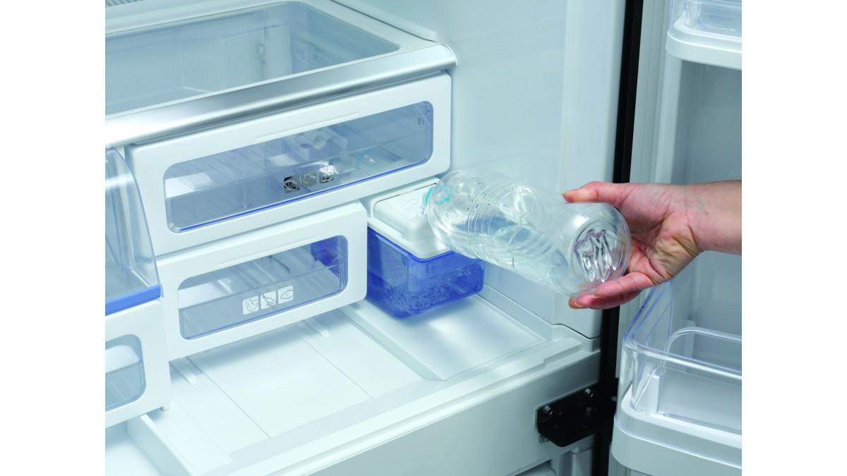 System Hybrid Cooling