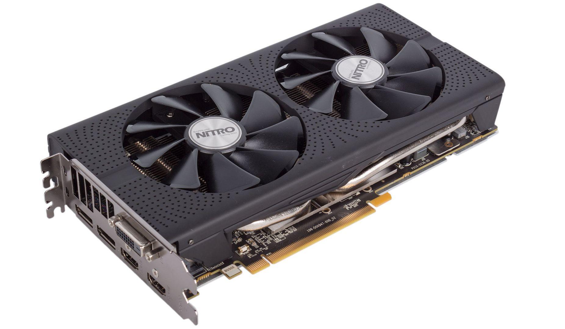 Sapphire AMD RX 470 NITRO+ 4GB