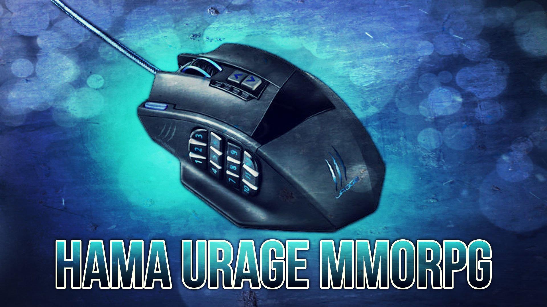 Hama uRAGE MMORPG