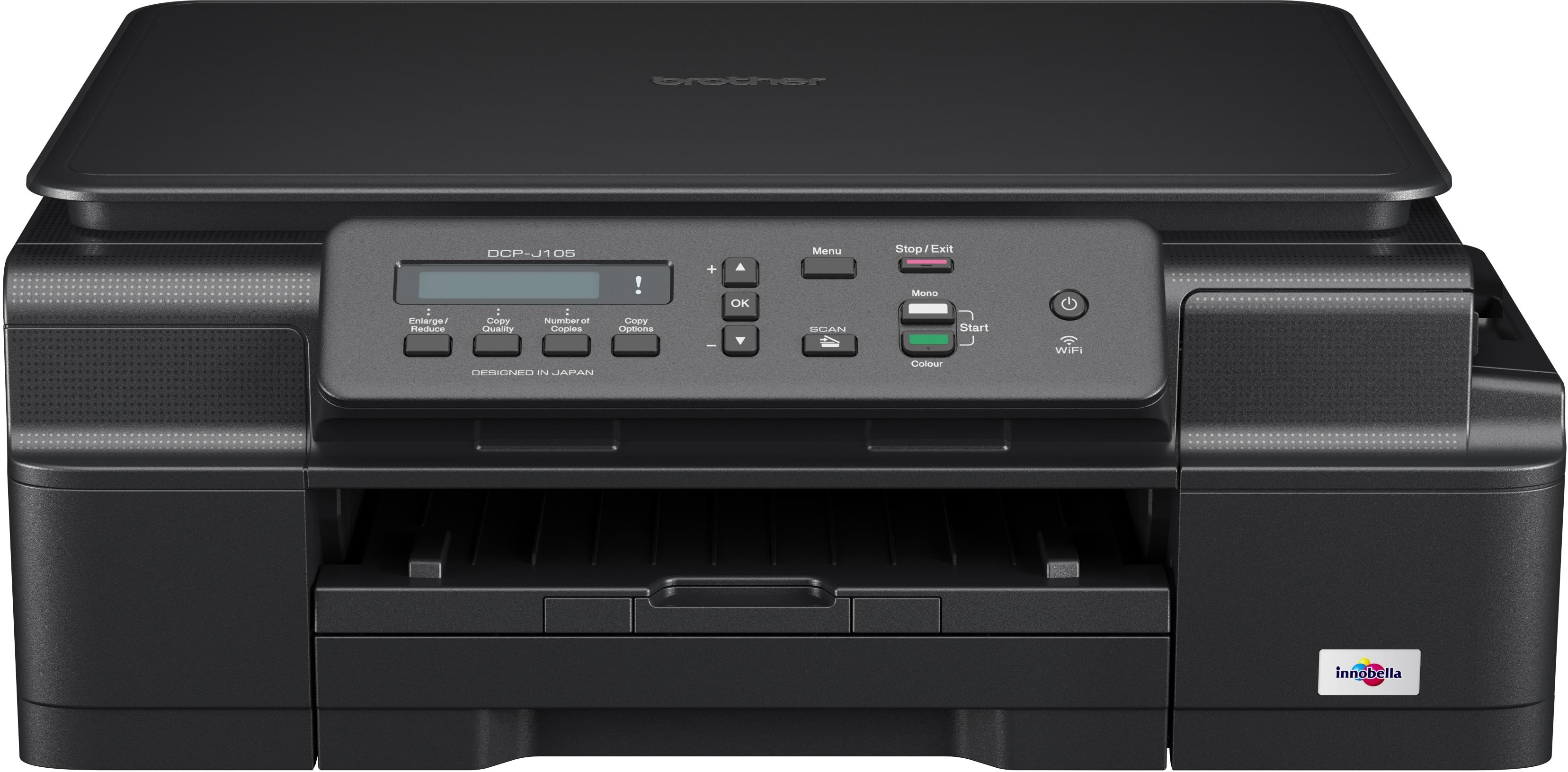 nietypowa drukarka wielofunkcyjna