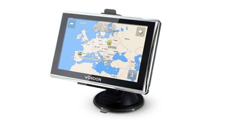 VORDON GPS 5