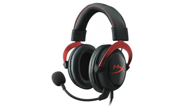 Profesjonalne słuchawki z mikrofonem dla gracza