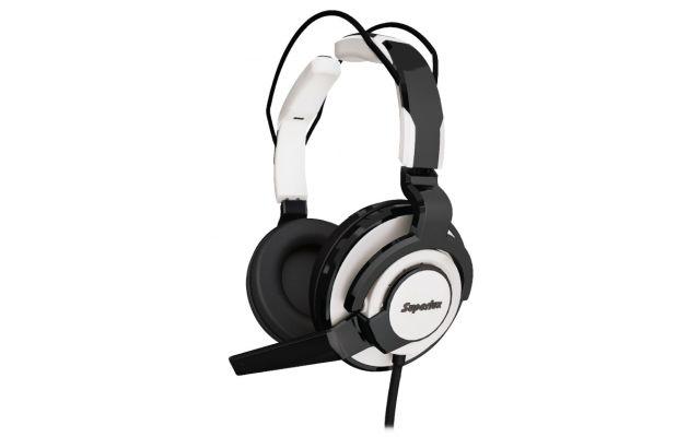 Superlux - słuchawki z mikrofonem dedykowane graczom