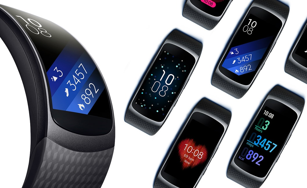 Samsung Gear Fit 2 R360