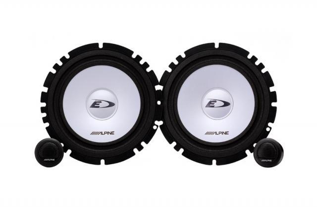 Niezłe głośniki samochodowe firmy Alpine