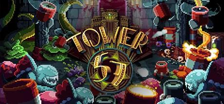 Tower 57 to pikselowa gra nawiązująca do klasyków.