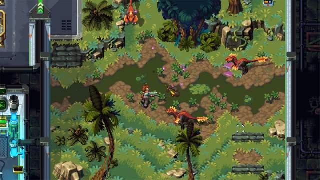 Tower 57 to idealna gra dla fanów konsoli Amiga.