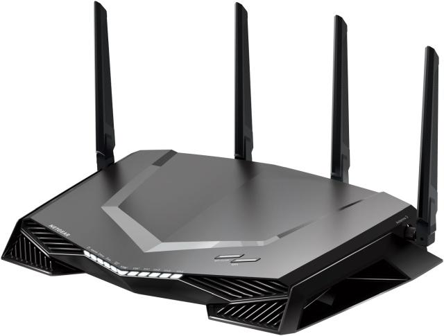 Router XR500 bokiem