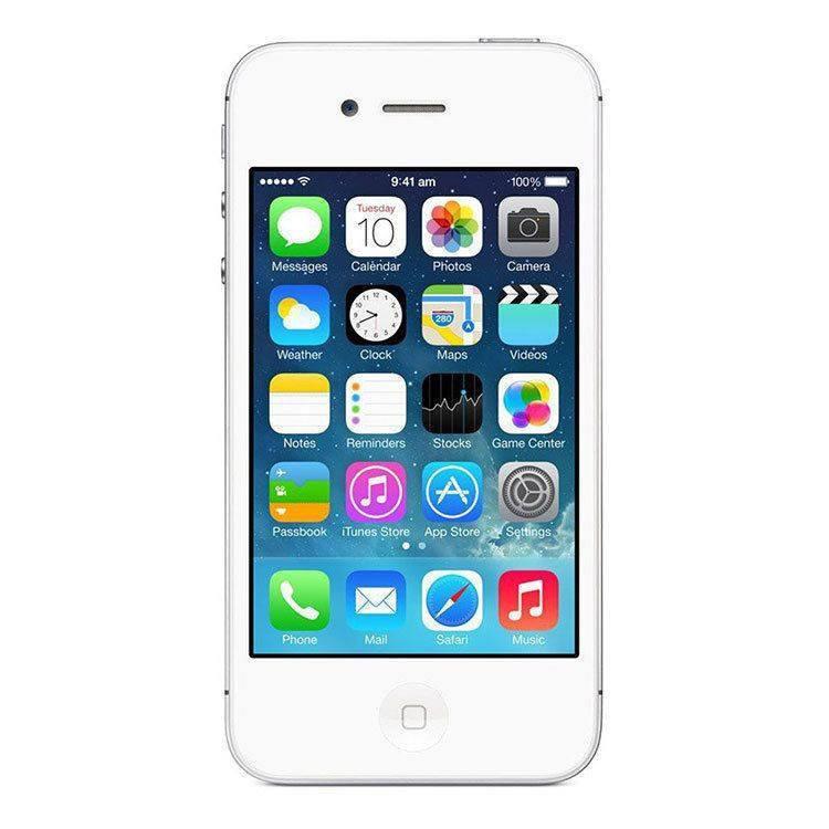 Apple iPhone 4 kolor biały