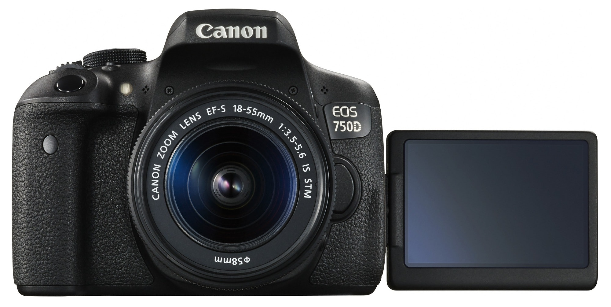 Canon EOS 750D ruchomy ekran
