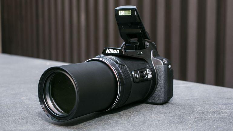 Nikon COOLPIX P900 wygląd