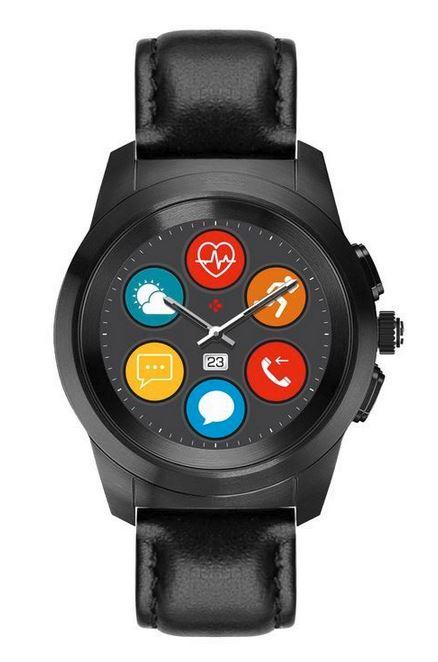 MyKronoz ZeTime Premium gwarantuje znane funkcje smartwatcha.