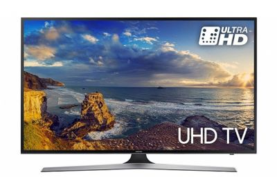 Samsung UE43MU6172 design