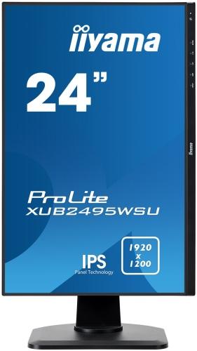 ProLite XUB2495WSU-B1 w trybie pivot