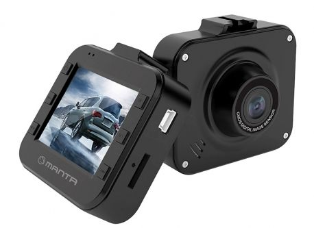 Manta Full HD MM360 Black Box 5 wygląd