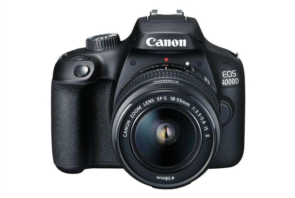 Canon 4000D pozwoli rozpocząć przygodę z fotografią na wysokim poziomie.