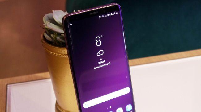 Wygląd Samsung Galaxy S9