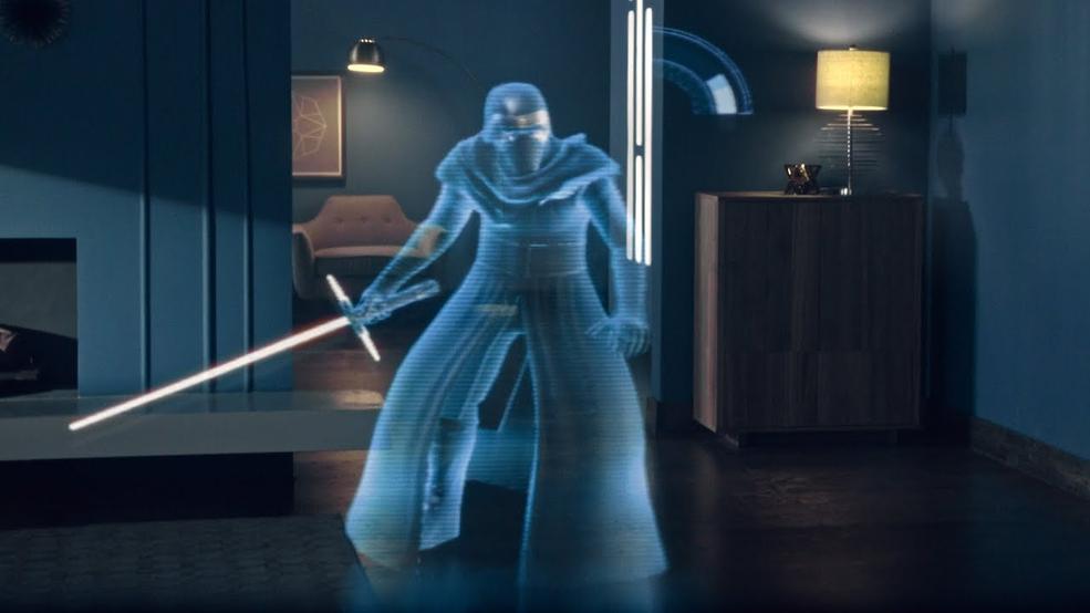 Lenovo Star Wars Jedi Challenge przeciwnik