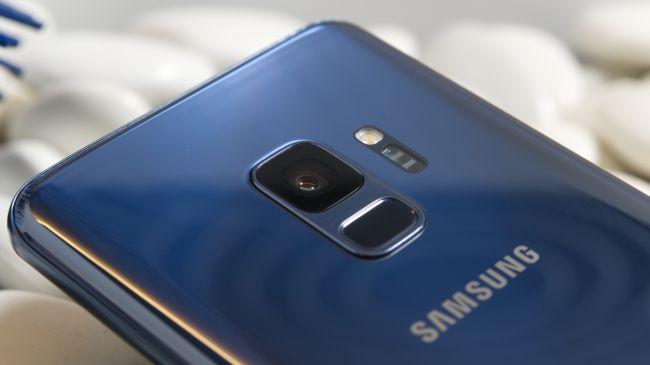 Aparat fotograficzny Samsung Galaxy S9