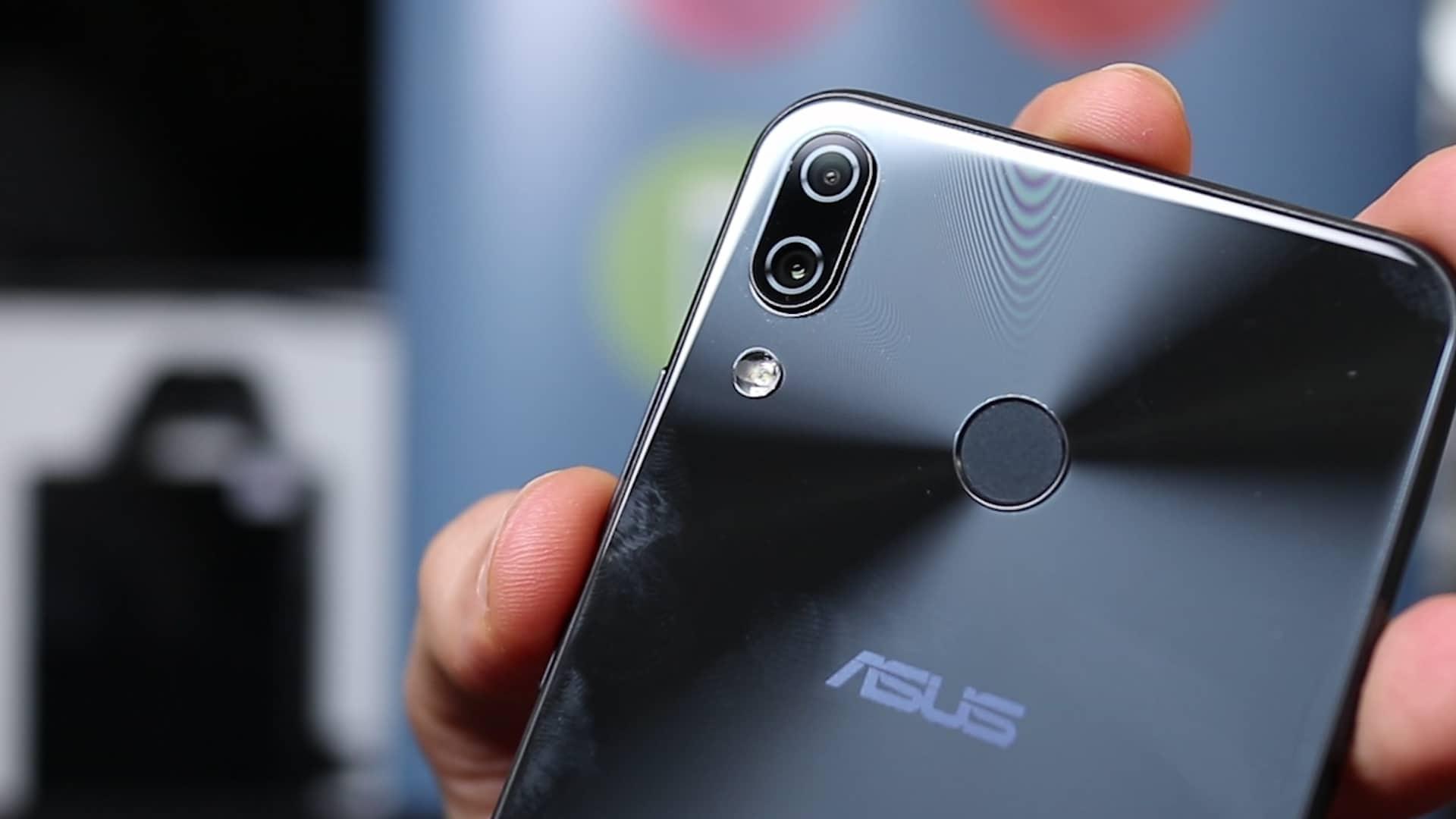 Nowy Smartfon Asusa