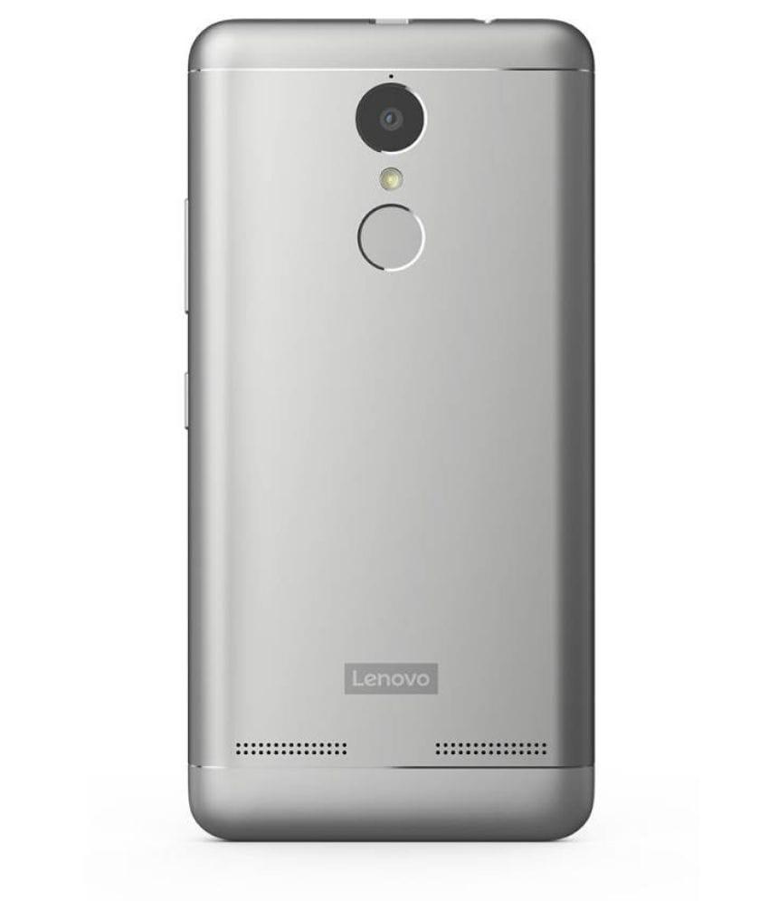 Lenovo K6 Note tył
