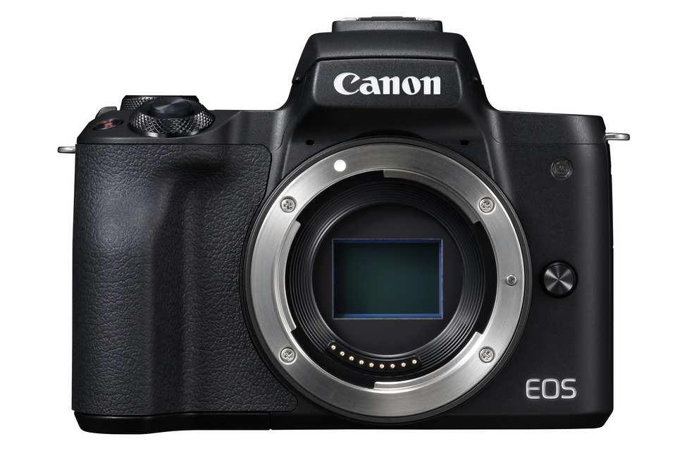 CanonEOS M50 bez obiektywu.