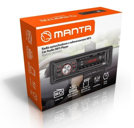 MANTA RS4503 ONTARIO oryginalne opakowanie