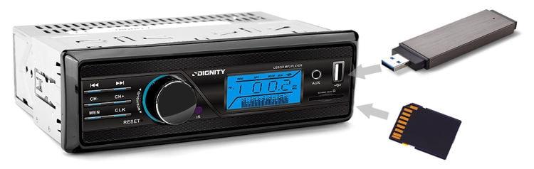 radioodtwarzacz Vordon HT-165s