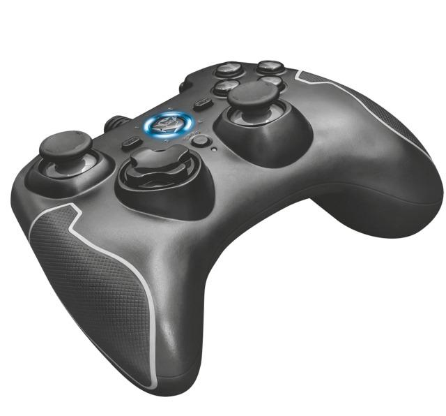 Gamepad Trust to dobre rozwiązanie dla wielu graczy.