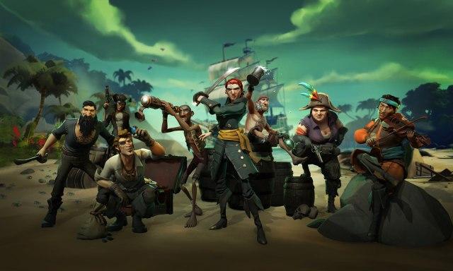 Gra ma otwarty świat, stawia na współpracę wielu graczy.