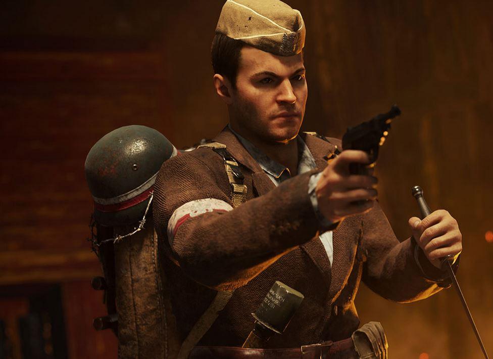 Wkrocz na front w grze Call Of Duty!