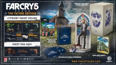 Ubisoft Far Cry 5 to gra akcji.