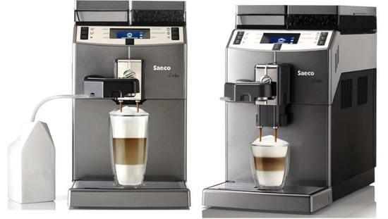 Saeco Lirika One Touch Cappuccino RI9851 01 wygląd