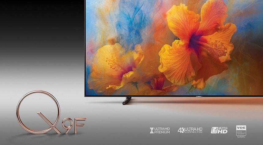 QLED TV 4K TV Q9F to wyjątkowy telewizor.