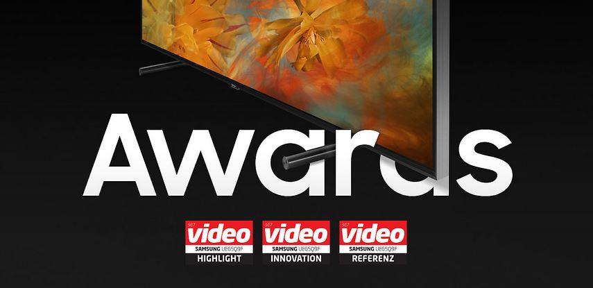 QLED TV 4K TV Q9F zapewnia jakość na wysokim poziomie.