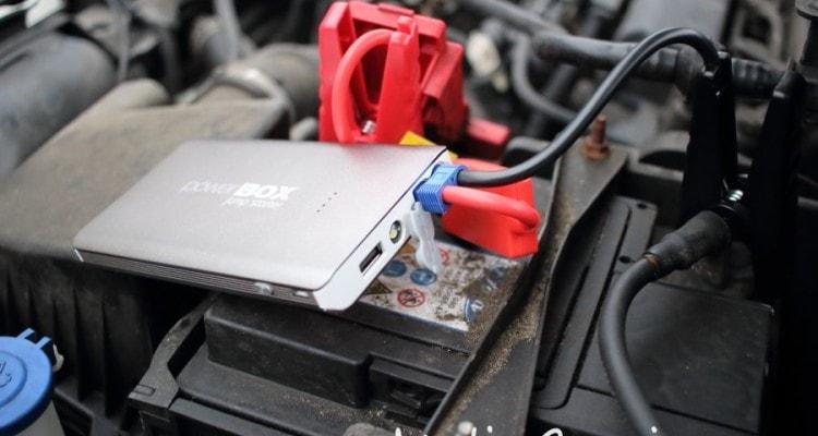 Navroad Naxo PowerBox Jump Starter 6000mAh(1506NXPBJUMP) ładowanie