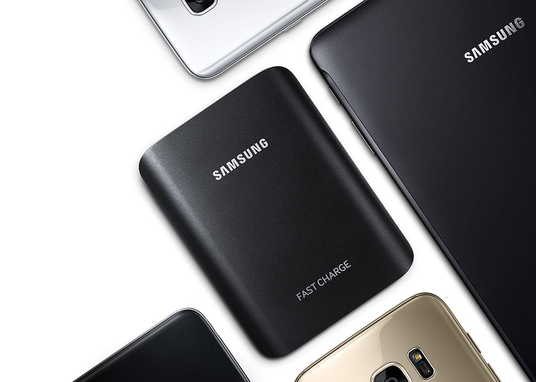 Samsung 10200mAh Czarny (EB-PG935BBEGWW) design